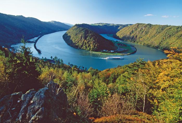 Donauradweg I