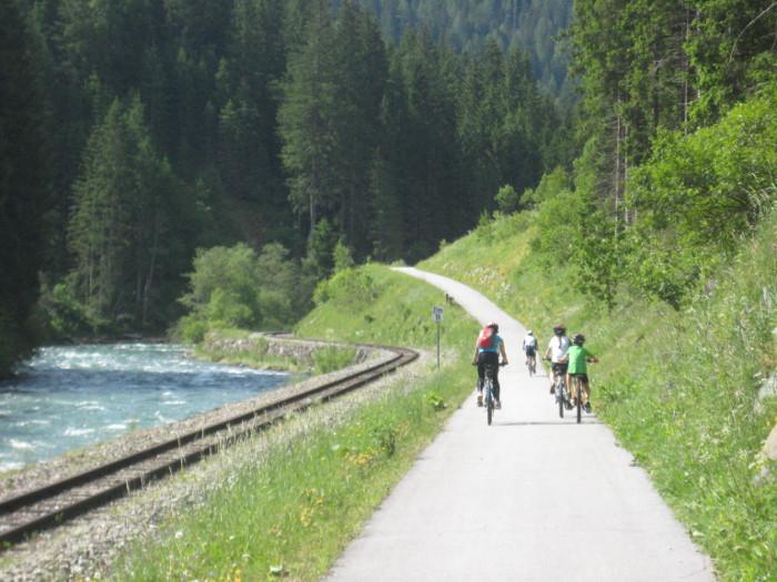 Mur-Radweg