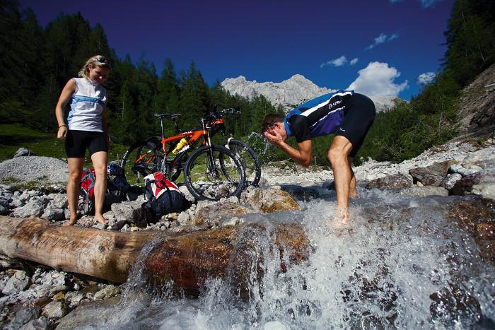 Tauernradweg von Passau nach Krimml Sportlich