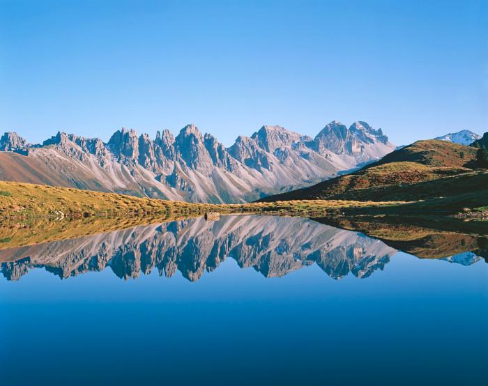 Tiroler Alpentäler